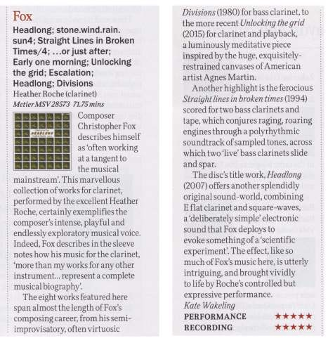 BBC Music Magazine review