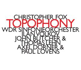 Topophony CD cover